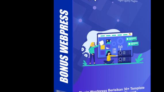 WebPress Rebrand Paket BISNIS